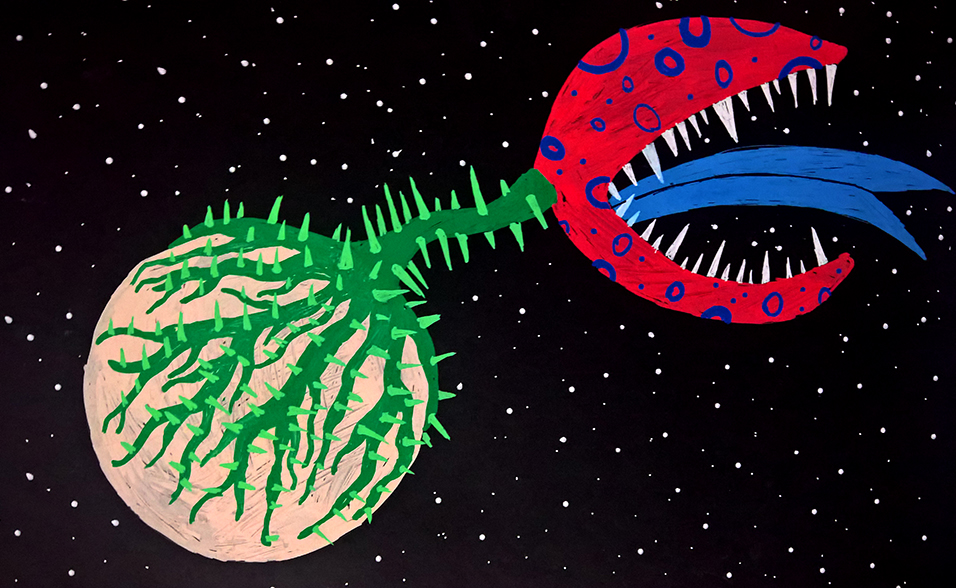 MONSTER CLUB: Life on other planets