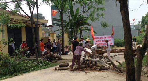 xã Đồng Tâm, Hà Nội