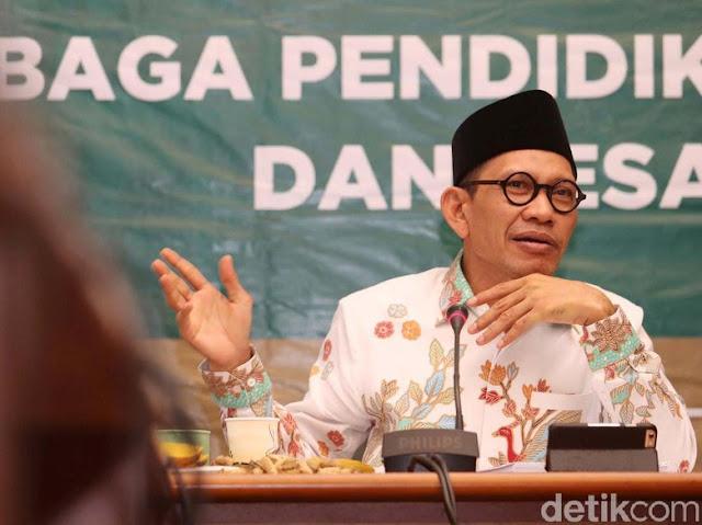 212 Angkat Habib Rizieq Jadi Imam Besar, PBNU: Tak Mewakili Umat Islam RI