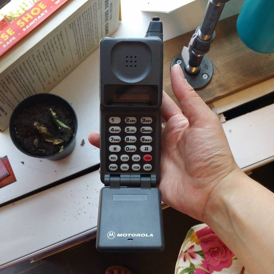 Handphone Jadul