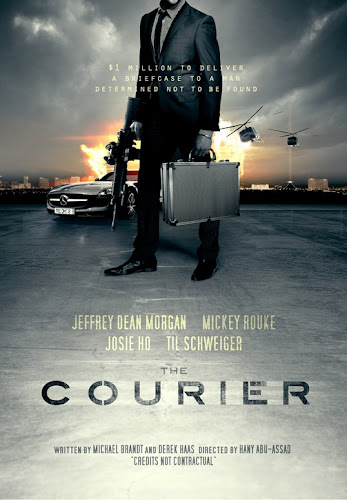 The Courier DVDRip Español Latino 2012