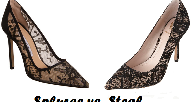 Vince Camuto Vs Black Snake Skin Shoes