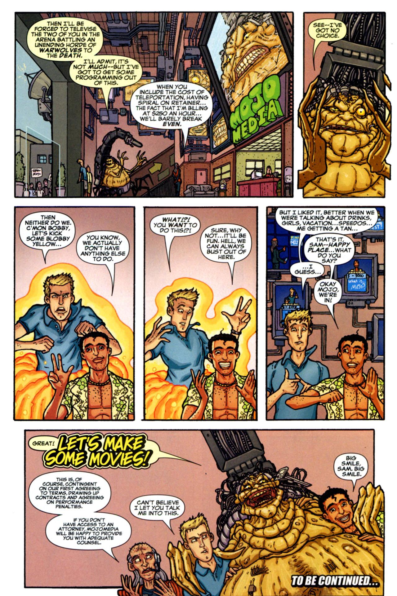 Read online Astonishing Tales (2009) comic -  Issue #1 - 34