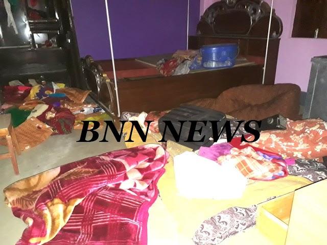 चोरों के आगे घुटने टेक चुकी है बेनीपट्टी पुलिस, पूर्व एचएम के घर तीन लाख की चोरी
