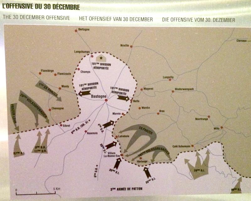 Bastogne 30 December 1944