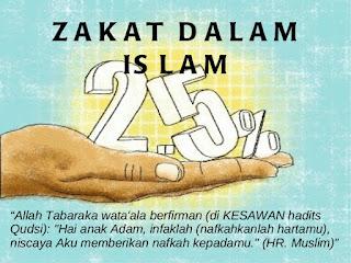 Macam Macam Zakat Dalam Islam dan Nisabnya