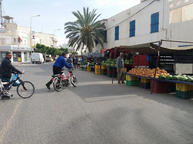 أجواء رمضانية في الحامة