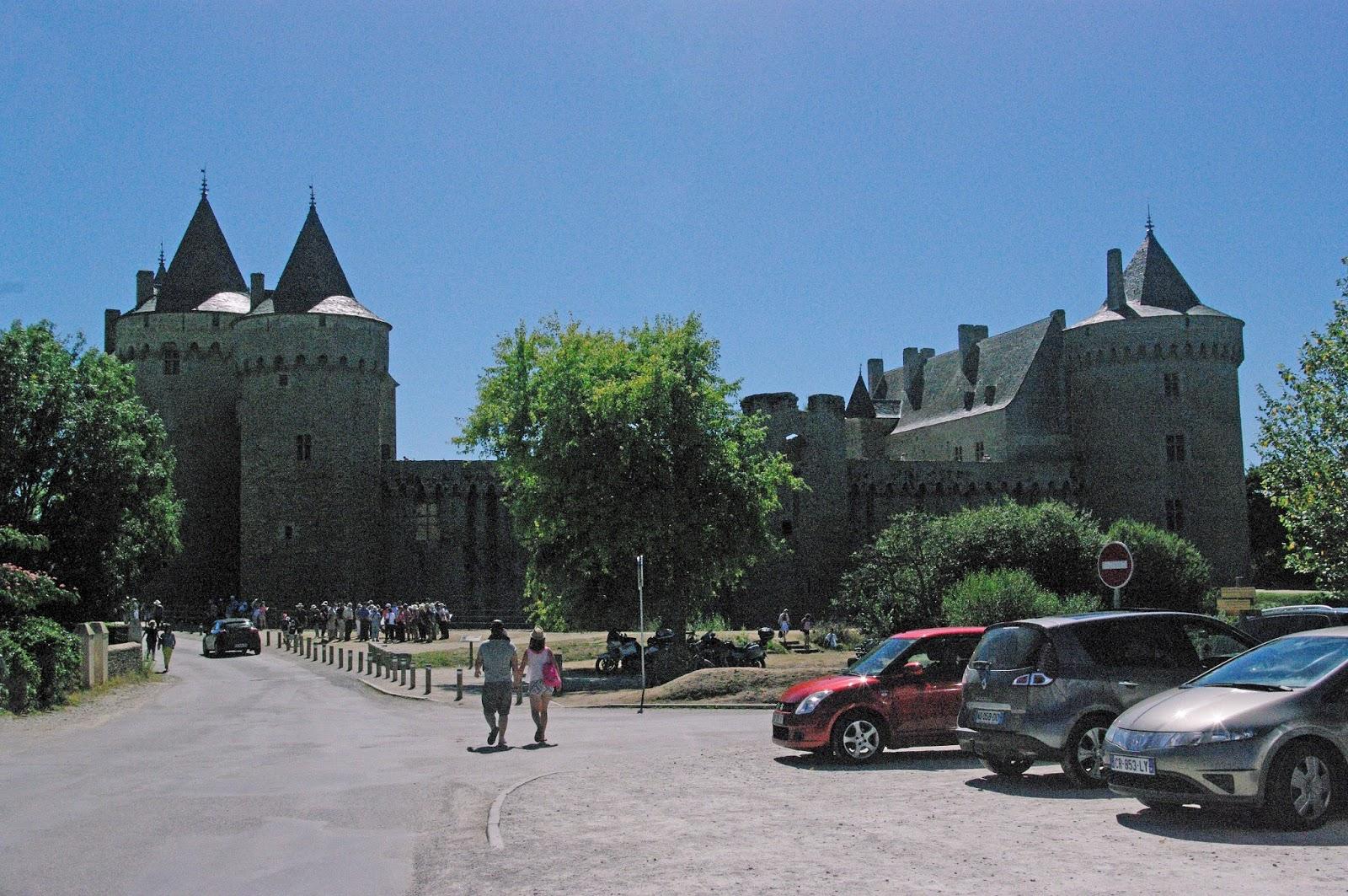 Images de france morbihan sud le chateau de suscinio for Logis ouest