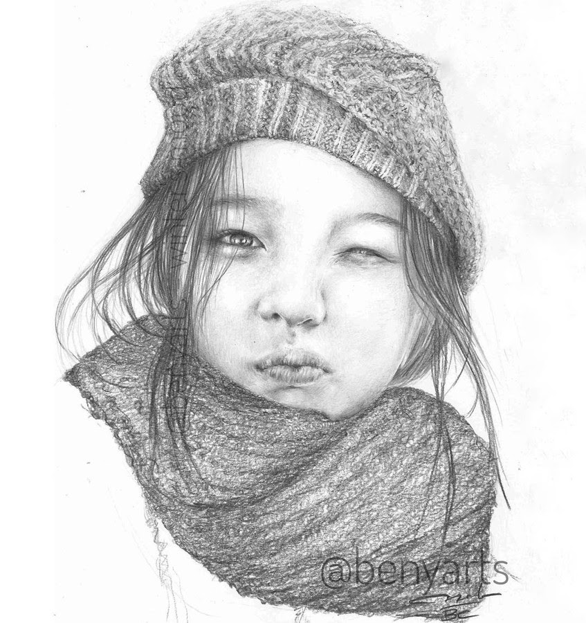 03-Suspicion-Benyarts-Drawing-Portraits-www-designstack-co