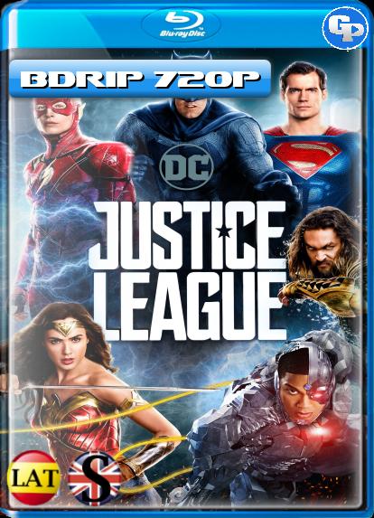Liga de la Justicia (2017) BDRIP 720P LATINO/INGLES
