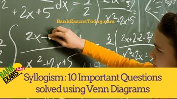 Syllogism : 10 Important Questions