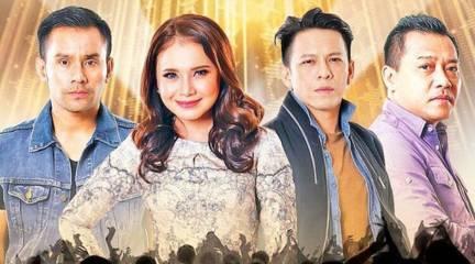 Judika, Rosa, Ariel, Anang Juri Rising Star Indonesia 2016