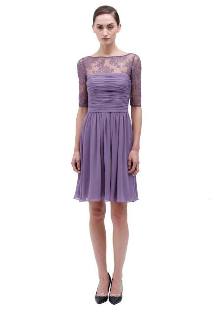 Affordable Chiffon Bridesmaid Dresses
