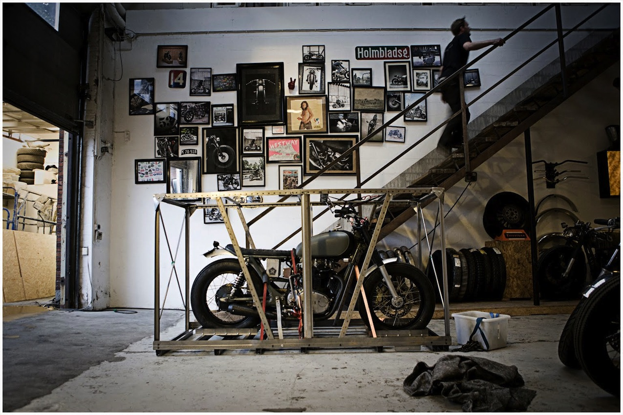 Dd Motorcycles Motorcycle Garage