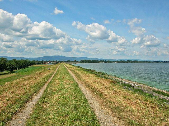 jezioro, Otmuchów, Ścibórz, zbiornik retencyjny