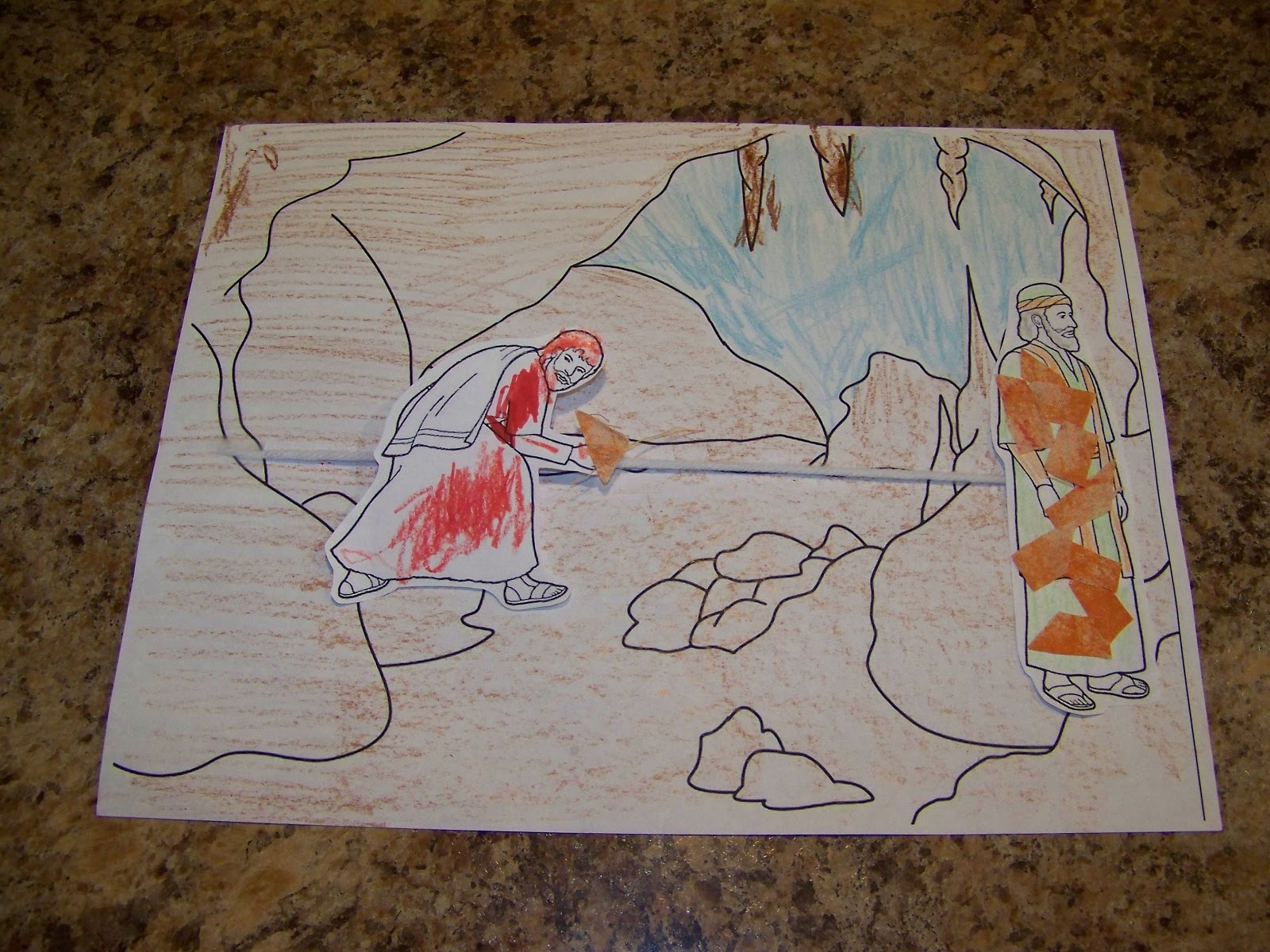 Scripture And Music Crafts Life Children S