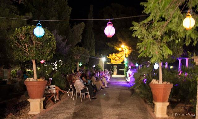 Asociaci n de artistas alicantinos la noche del canto for El jardin romantico