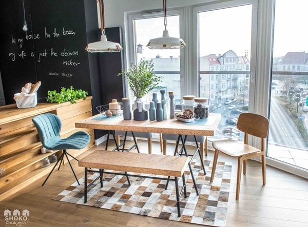 An Apartment With Nordic Style and Industrial Touches 4