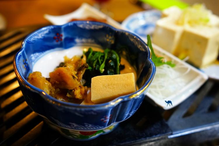Nos bonnes adresses à Takayama - Japon - Légumes de Montagne - Le Chameau Bleu -Takayama Alpes Japonaises