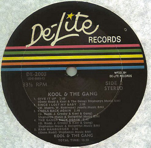 Johnkatsmc5 Kool And The Gang Kool And The Gang 1970