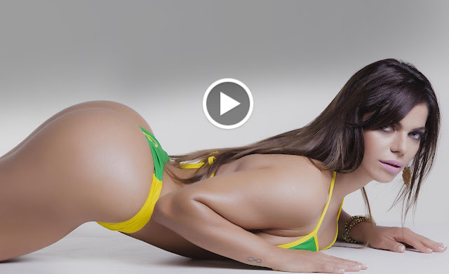 Top 10 Miss BumBum Brazil!