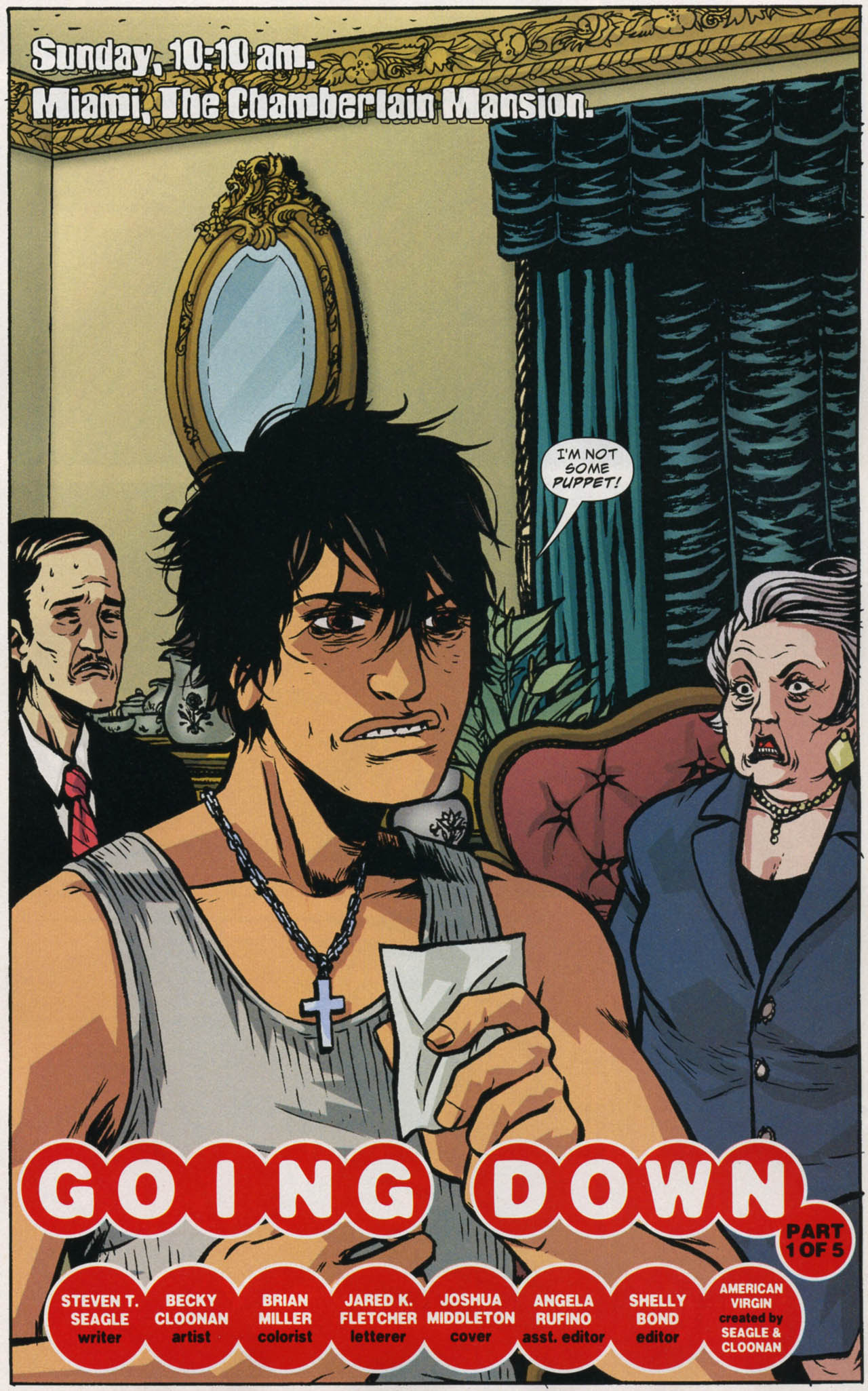 Read online American Virgin comic -  Issue #5 - 2