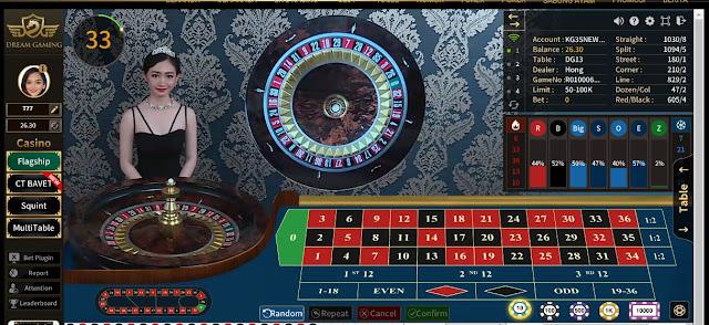 Dream Gaming / DG99 Casino