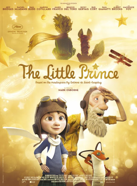 new film based on the book of little prince