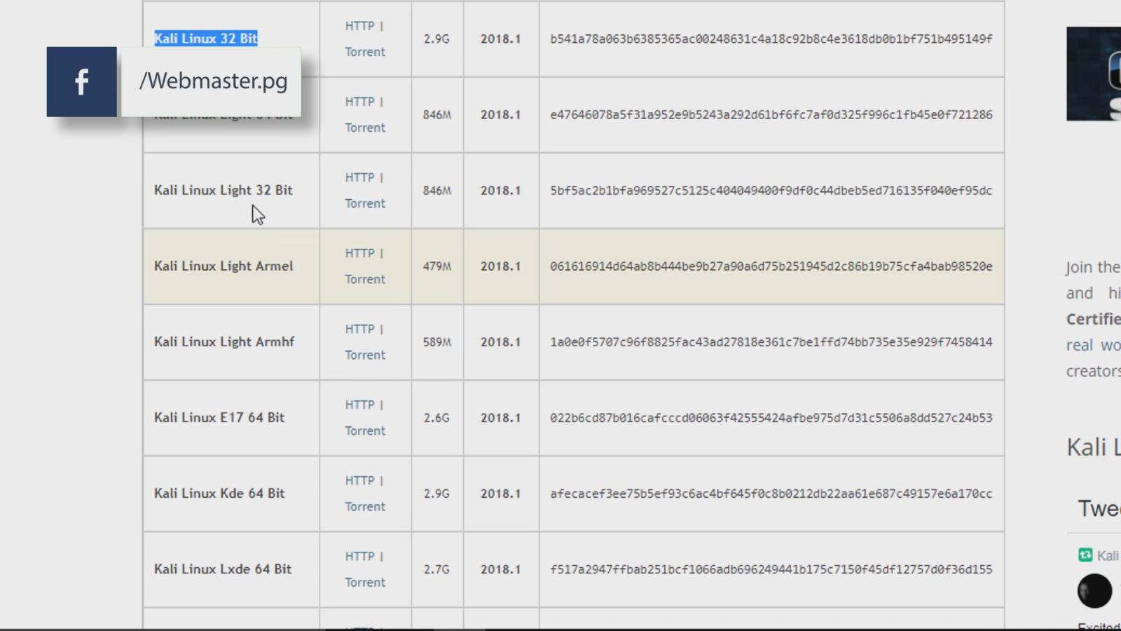 kali linux 2 download torrent