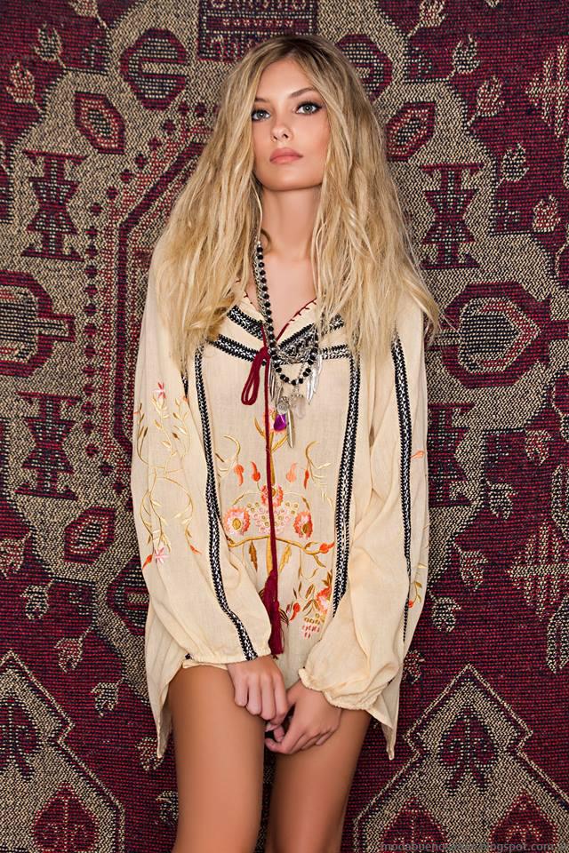 Moda invierno 2016 túnicas Sophya,