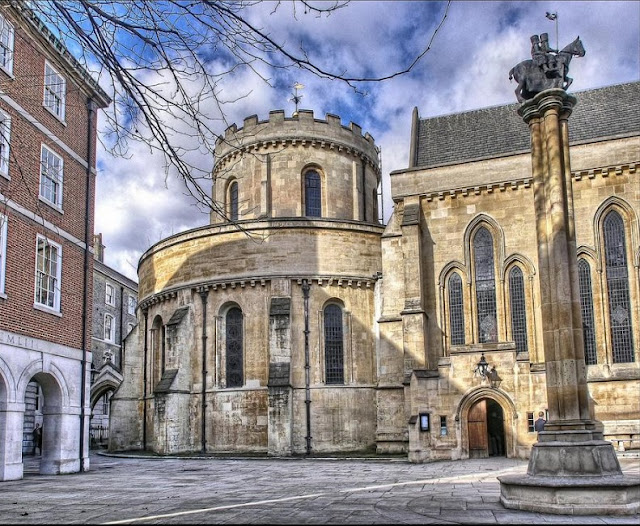 Temple Church em Londres