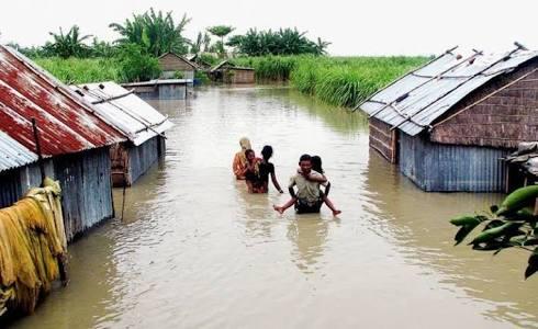 Flood Destroys 35 Edo Communities, Renders 30,000 Homeless