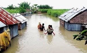 SHOCKER!! Flood Ravages 35 Edo Communities, Rendered 30,000 Homeless