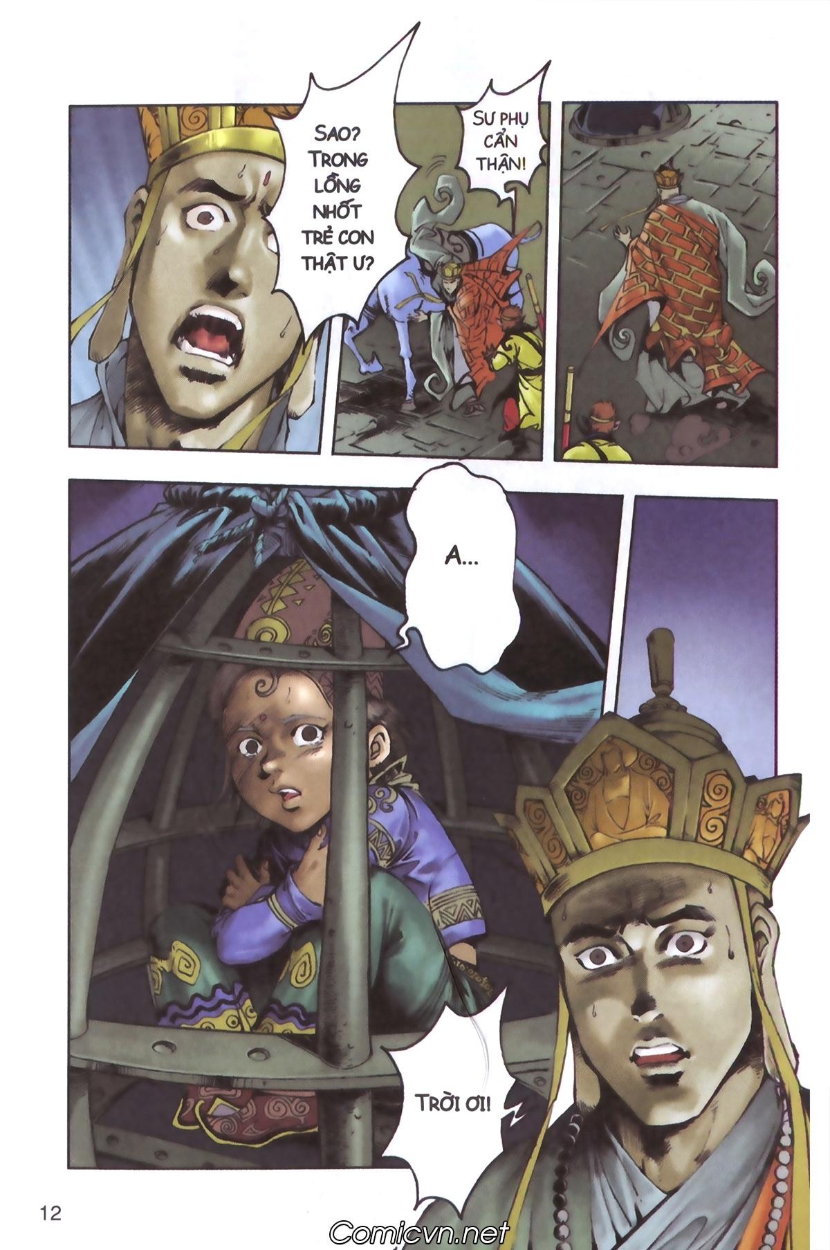Tây Du Ký màu - Chapter 129 - Pic 10