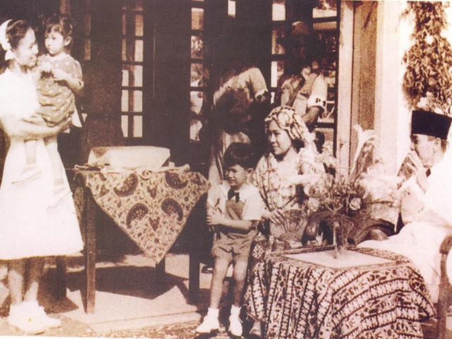 Perpisahan Soekarno dan Fatmawati