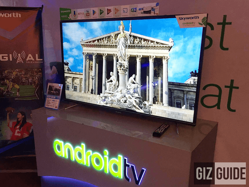 Affordable Android TVs!