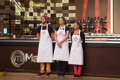Cozinheiros enfrentarão desafio profissional para garantir uma das vagas na grande final - Divulgação/Band