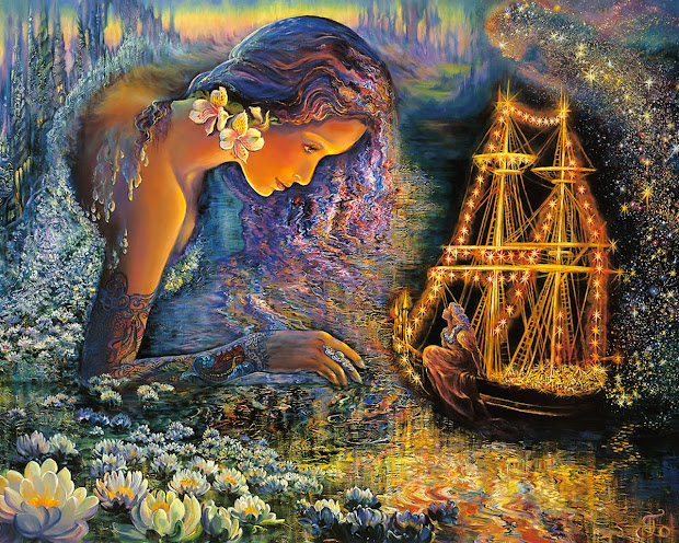 Josephine Wall Art Paintings