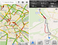 Google Maps Live Traffic Coverage adds 13 European countries