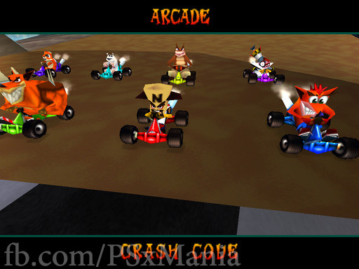Crash Team Racing Pal Iso File - crisemyi