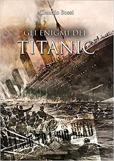 Gli enigmi del Titanic - Copertina libro