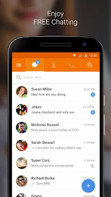 Free Download Nimbuzz Messenger 4.5.0 APK for Android