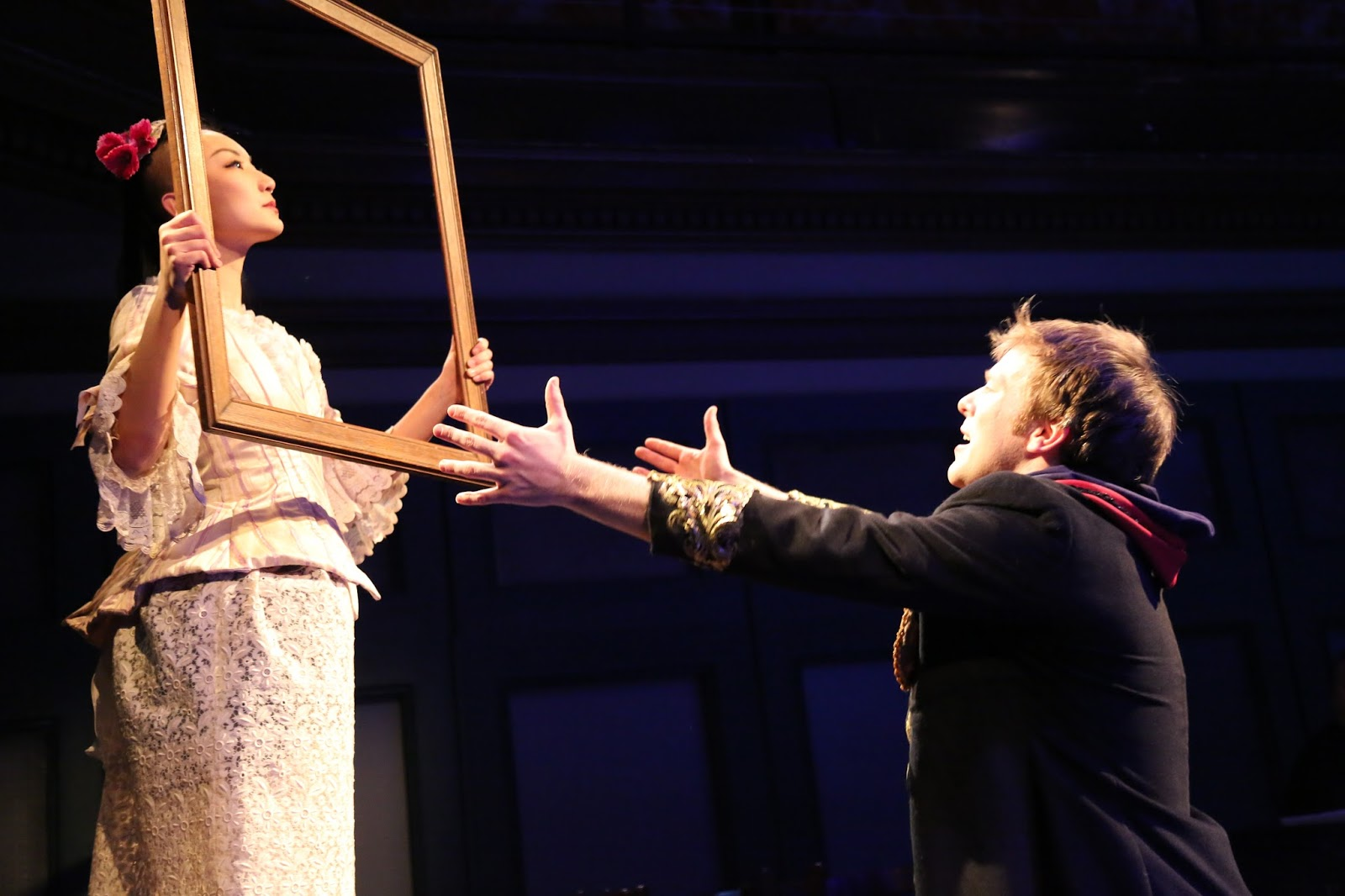 LATE NIGHT LAVENDER: A LOST SHAKESPEARE PLAY GROWS IN