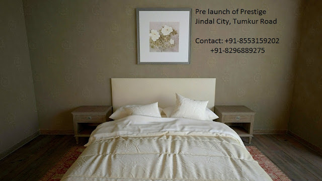 Prestige Jindal City Apartments | Tumkur Road- Bangalore