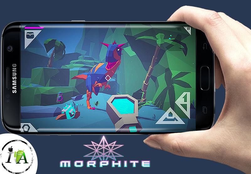 تحميل لعبة المغامرات morphite الاكثر من رائعة للاندرويد