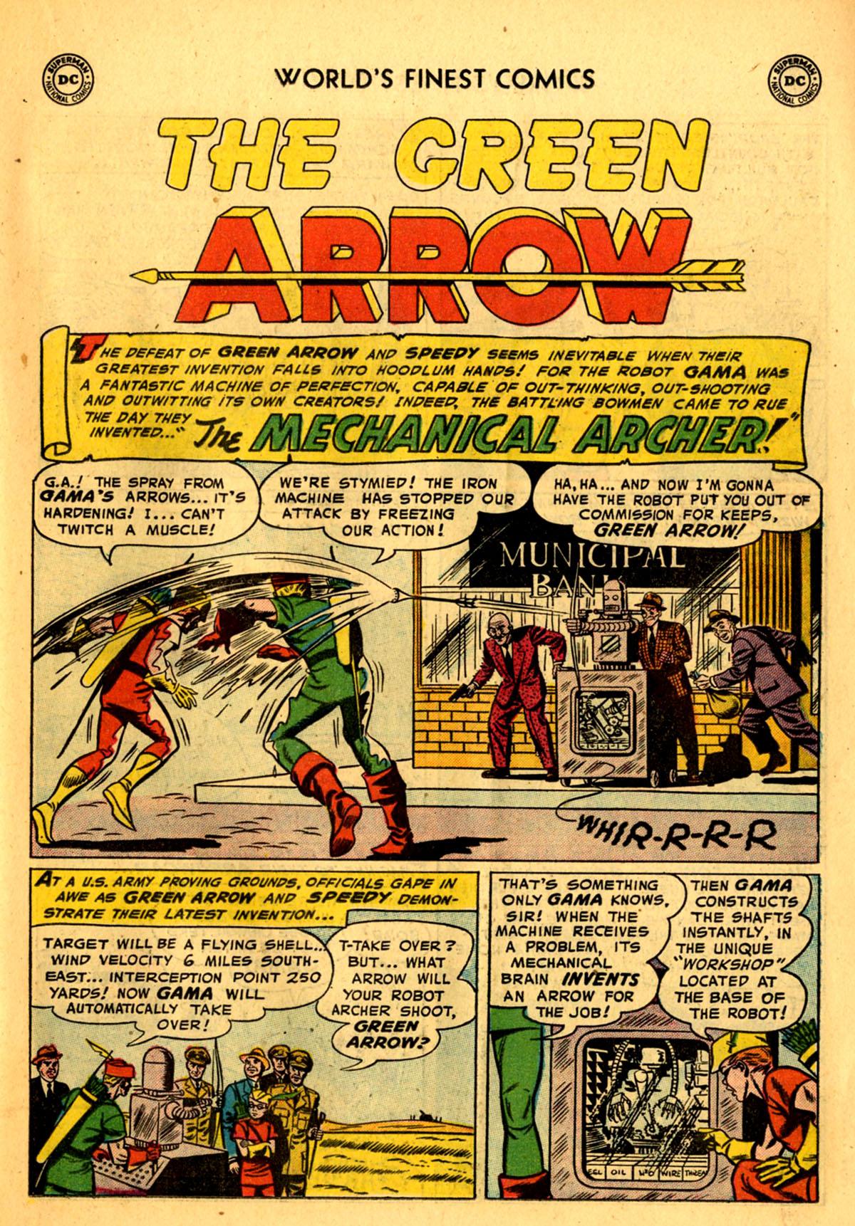 Read online World's Finest Comics comic -  Issue #76 - 19