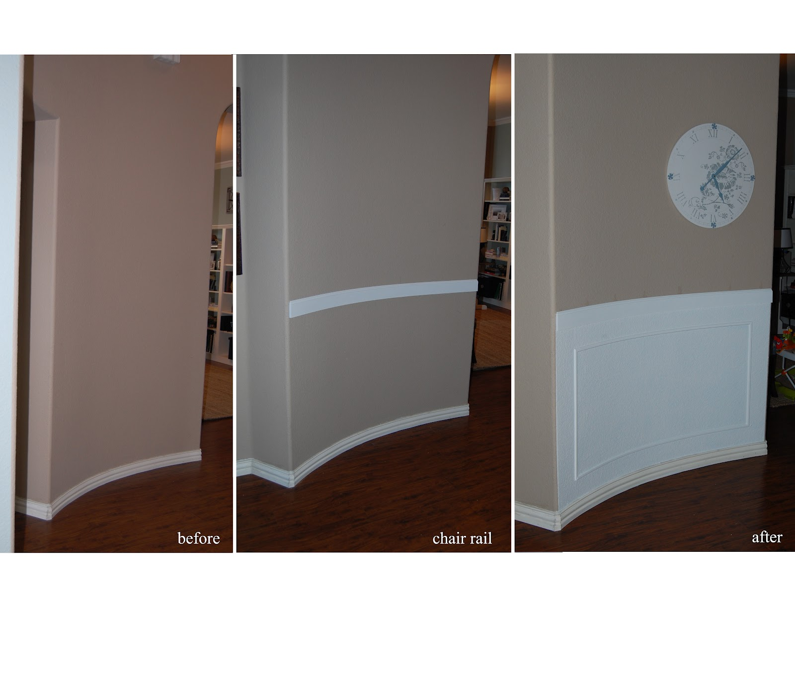 Style With Wisdom: My Love Affair With Wainscoting