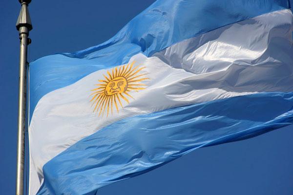 imágenes de la bandera Nacional Argentina
