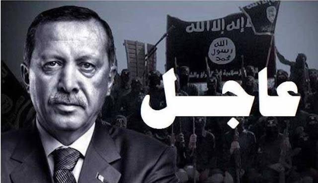 """ماذا قالت """" داعش """" عن انقلاب تركيا !؟ على لسان ابو بكر البغدادي"""