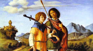 David şi Ionatan